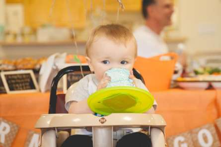 Bennetts First Birthday Party-42
