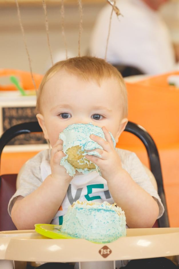 Bennetts First Birthday Party-44