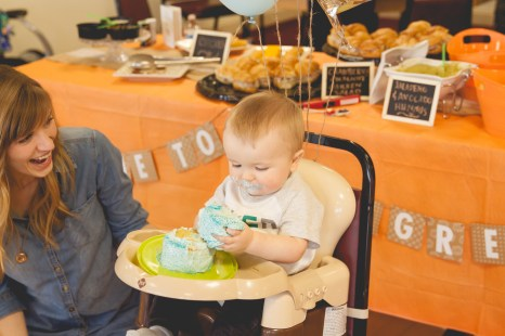 Bennetts First Birthday Party-46