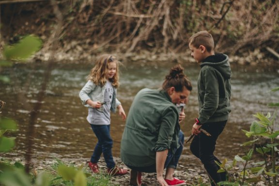 Family Adventures by Courtney Santos of Awkward Eye Photography