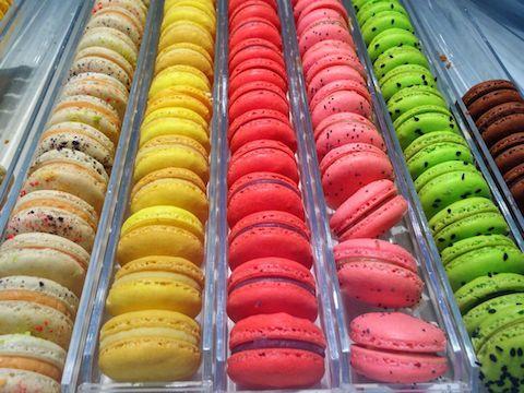Faubourg Paris macarons