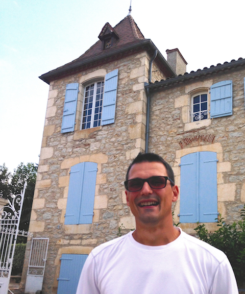 Gaudou owner Fabrice Durou