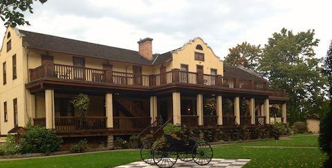 Naramata Heritage Inn,