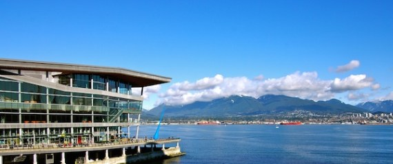 Vancouver Trade & Convention Centre, home to vancouver International Wine Festival
