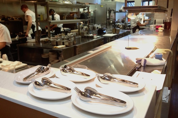 Sai Woo Vancouver kitchen
