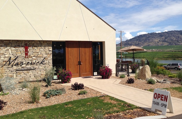 Maverick winery: an old farm transformed