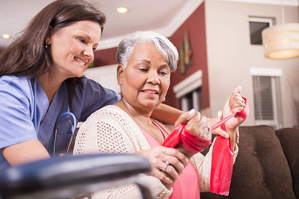 How Marin, CA Home Care Services Improve Quality of Life for Those with Arthritis
