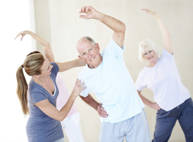 Petaluma Home Care Tips: Better Balance = Better Senior Health
