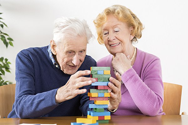 Improve Life for Those with Dementia with Fun Activities for the Elderly