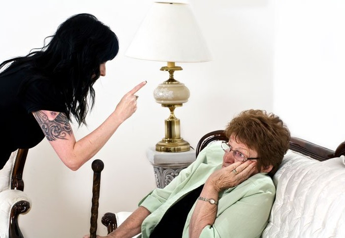 Watch for These Top Signs of Elder Abuse