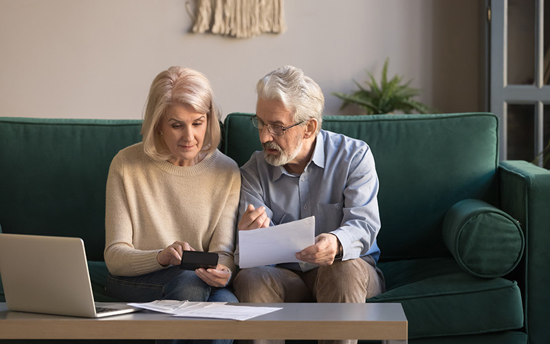 Senior Finances: The Emotional Issue of Money and Caregiving
