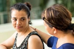 family caregiver feel overwhelmed