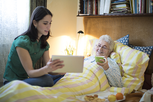 What is the Best Way to Assist An Elderly Parent After a Hospital Stay?