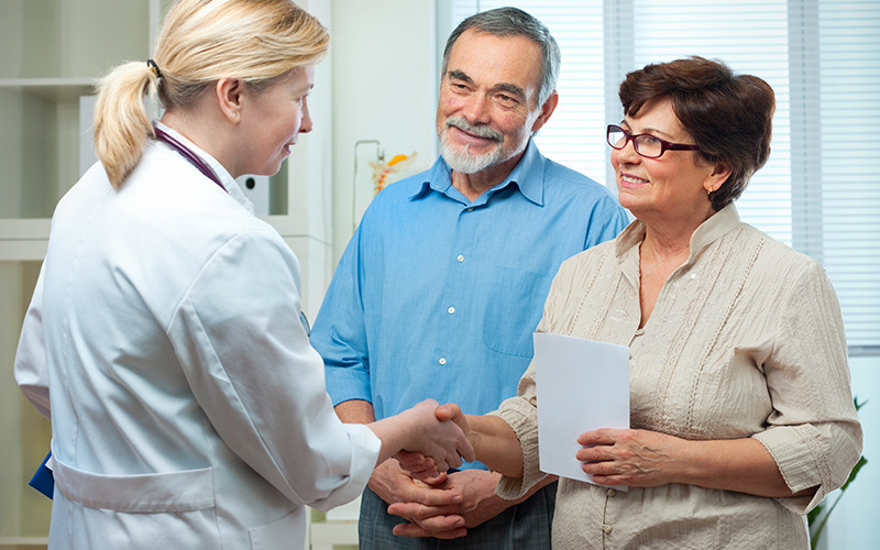 Key Questions to Ask the Dr. as a Parent's Caregiver
