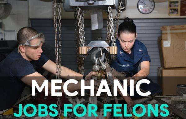best jobs in mechanic industry