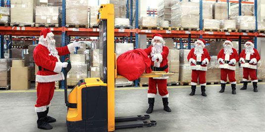 Seasonal jobs at Amazon