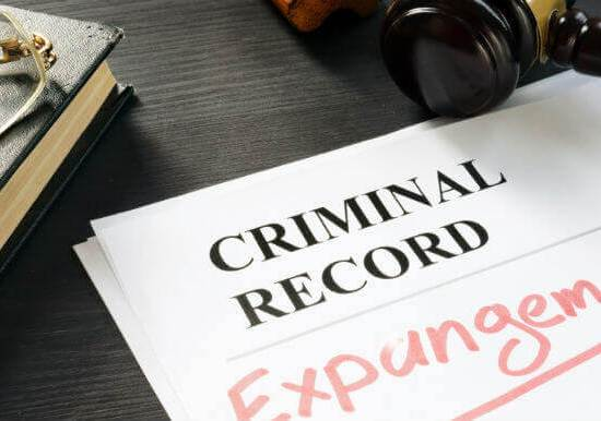 Guide to Criminal record expungement