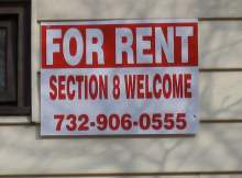 Emergency Section 8 Housing Choice Voucher