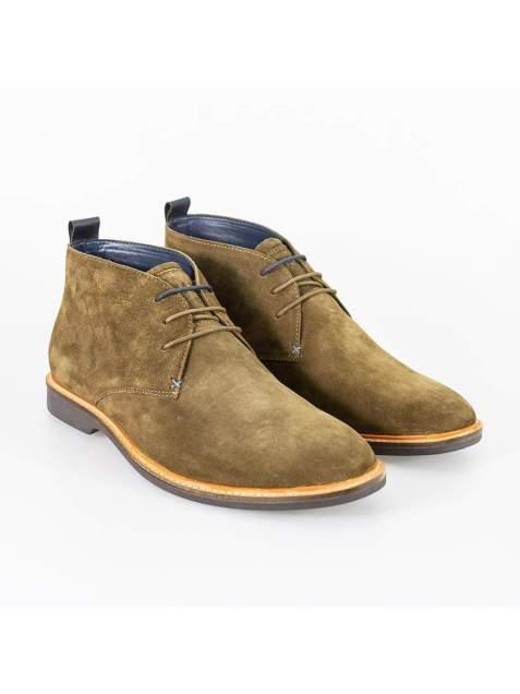 Cavani Sahara Khaki Mens Leather Boots - UK7 | EU41 - Boots