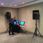 Karaoke Setting Up for private hire