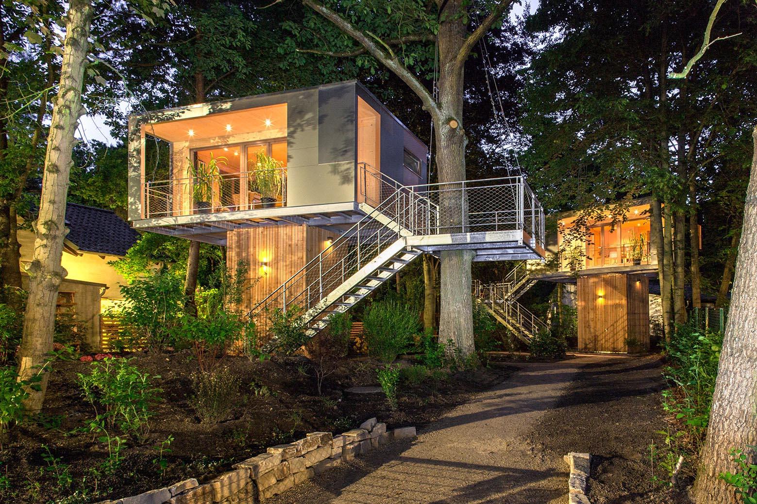 Blueprints Minecraft Huge Tree House Building Design Ideas Tree House Minecraftmcedit Oscardelbarba It