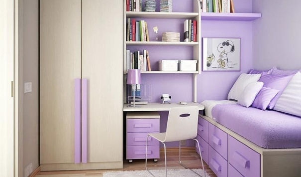 10 Ideas to Decorate a Teenage Girl Bedroom | HireRush on Room Decoration Girl  id=22101