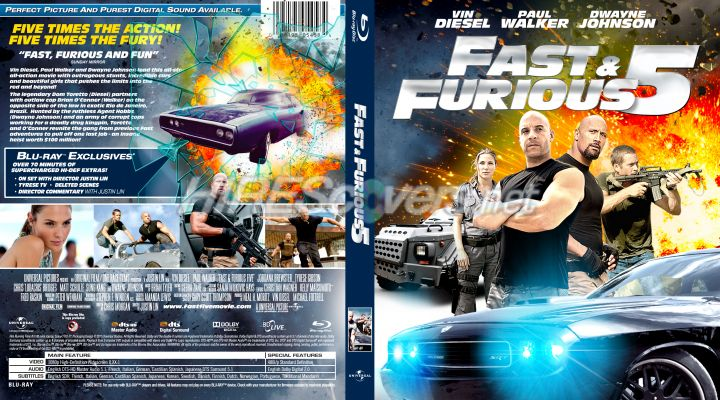 Fast And Furious Dvd Menu