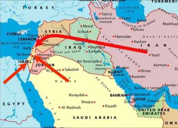 iranian attack on israel
