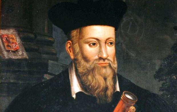 Kiderült, mit jósolt Nostradamus 2018-ra: félelmetes jövő elé nézünk