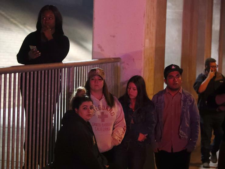 Egyetemisták bulijában történt a kaliforniai mészárlás, mindent beborított a vér – Drámai fotók és részletek a helyszínről 1