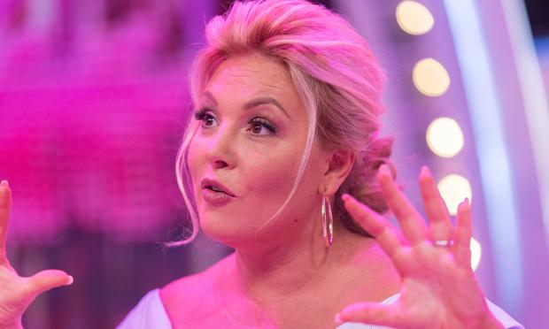 Liptai Claudia kitiltaná Vastag Csaba rajongóit a TV2 stúdiójából