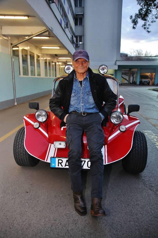 Terence Hill visszatér Magyarországra, elárulta, mire készül