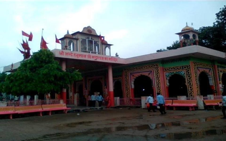Hirnoda-bhandekebalaji-dharmik palace (3)
