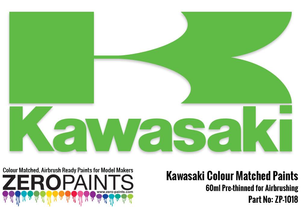 Kawasaki Moto Paints 60ml