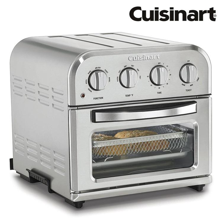 クイジナートのノンフライ オーブントースター