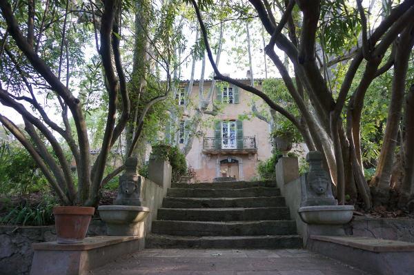 南フランス、プロヴァンスの庭から  [01]