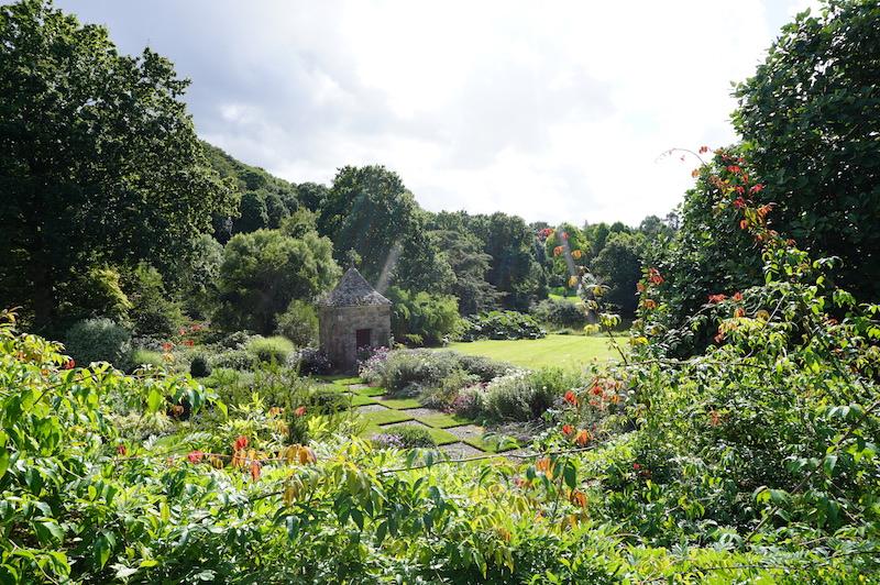 ブルターニュの庭