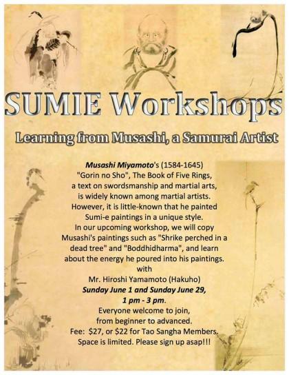 Musashi Workshop