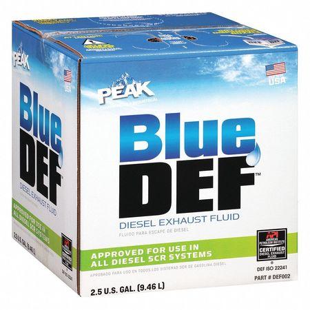 Blue Def Jug