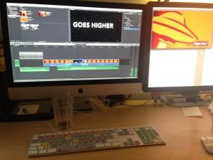 Pizza Hut arrangerar event för medarbetarna och Hirsch Prod. producerar animering och bildspel inför detta.