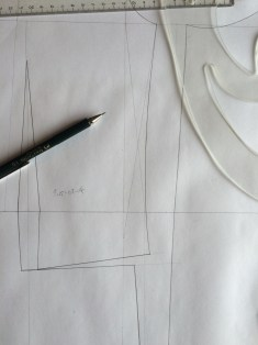 Drafting a Pattern