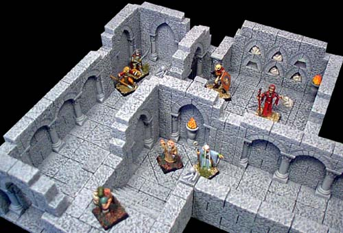 Basic Gothic Dungeon