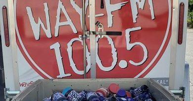 "WayFM /Ft. Myers ""Jar Wars"""