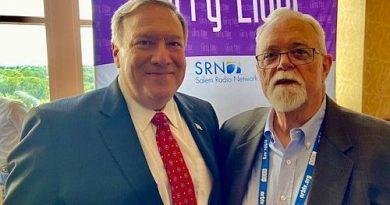 Salem Radio Network & Mike Pompeo At NRB