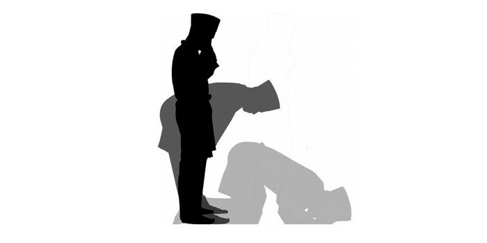 Kesalahan dalam Sholat (10)
