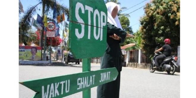 polisi syariat wilayathul hisbah