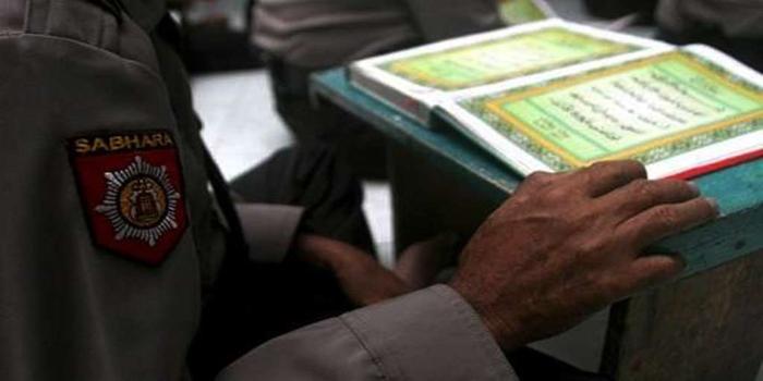 Menjadi Polisi Aceh Harus Hafal Al-Qur'an Minimal 2 Juz