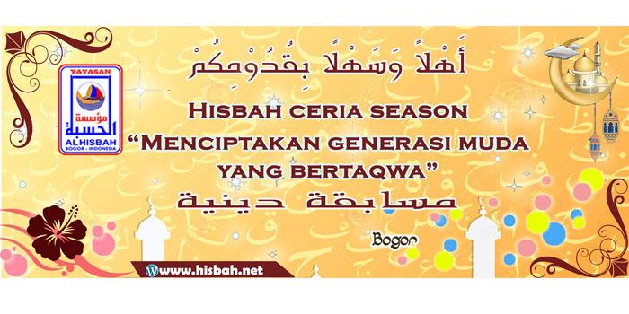 Hisbah Ceria Seasson 1