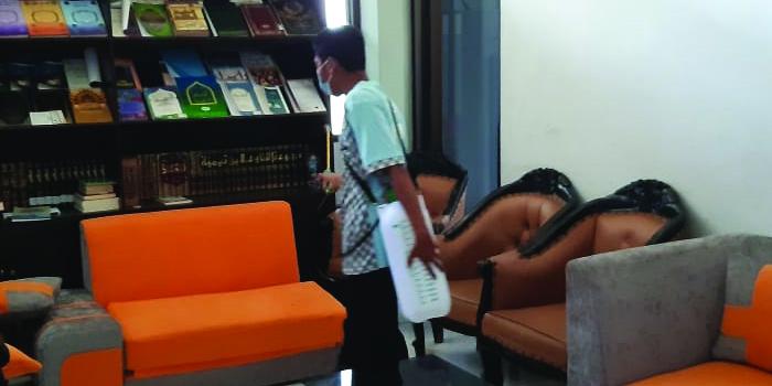 Laporan kegiatan Yayasan Al-Hisbah Bogor