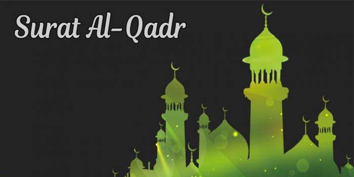 Tiga Pelajaran dari Surat al-Qadr